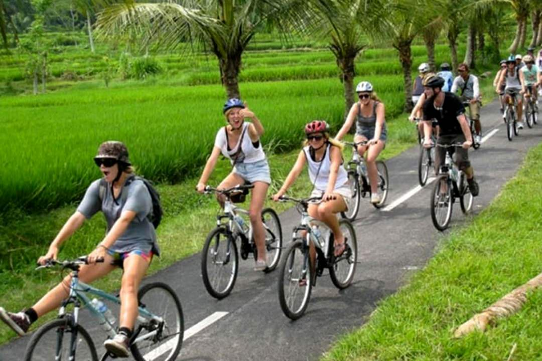 Ubud Cycling Center Package Tour
