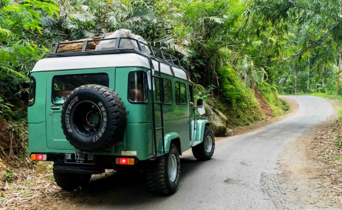 Jeep Tour Package Bali