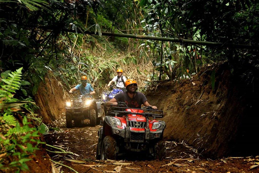 ATV Ride Bali Ubud