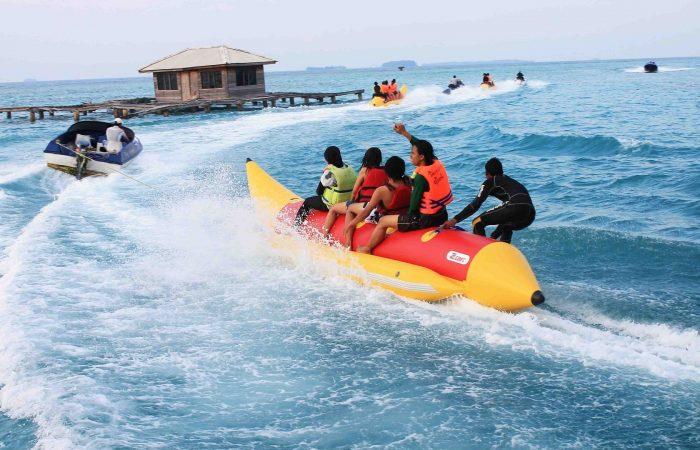 Harga Tiket Banana Boat Bali Nusa Dua Tanjung Benoa