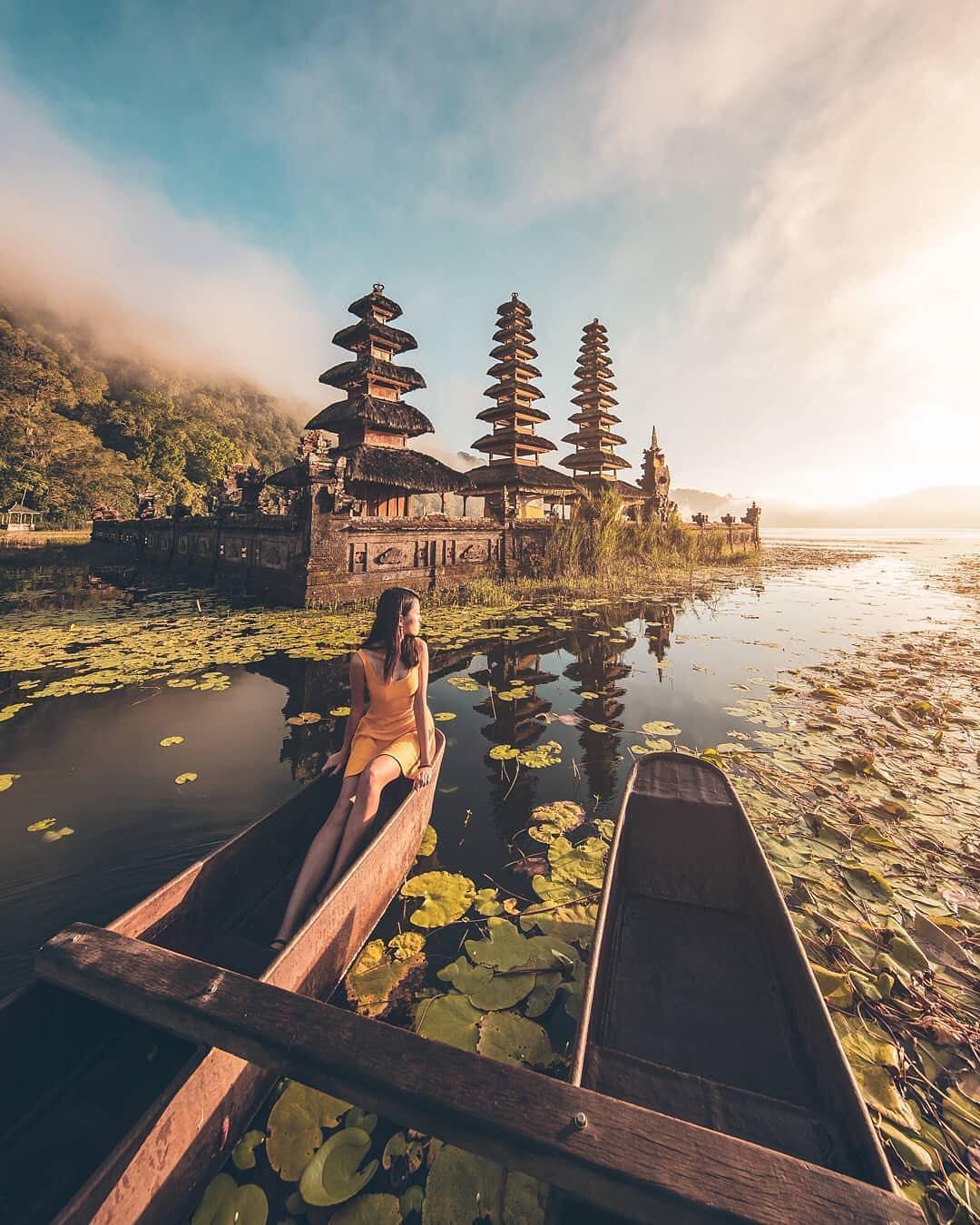 Tamblingan and Buyan Lake Bali