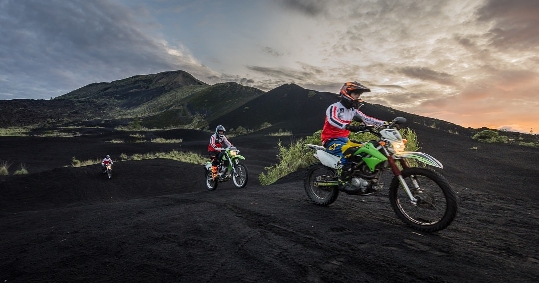 Tour Package KLX Kintamani Volcano