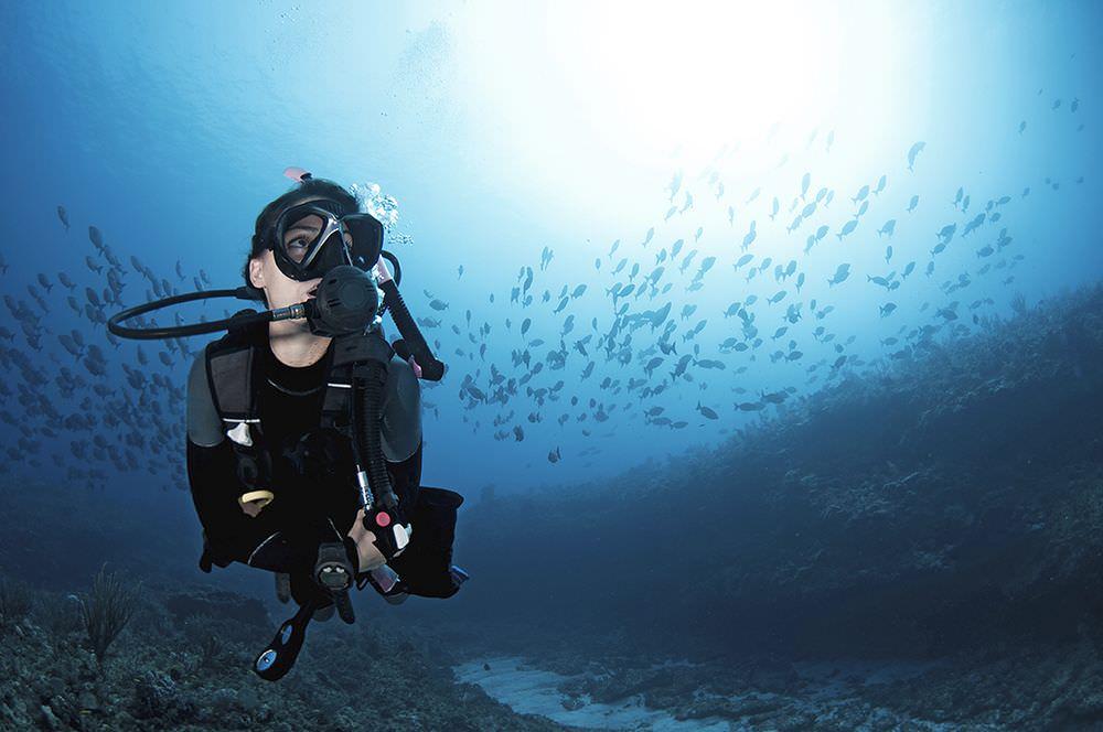 Padang Bai Scuba Diving Bali Tour