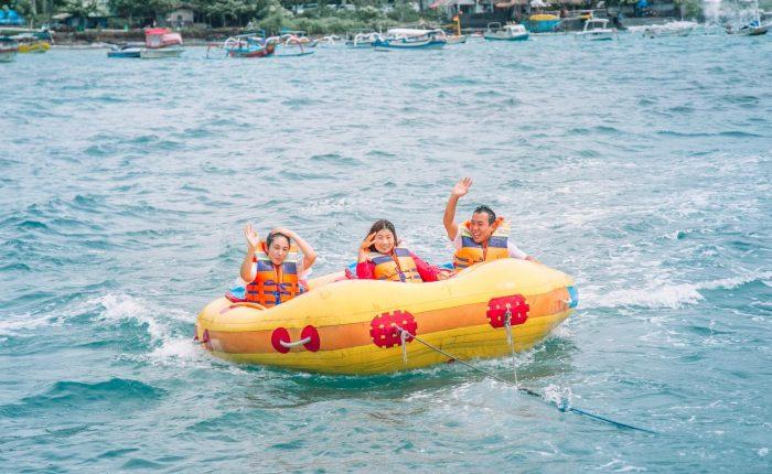 Harga Tiket Rolling Donut Watersport Bali