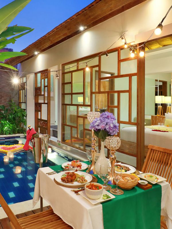 Honeymoon Romantis Murah di Bali