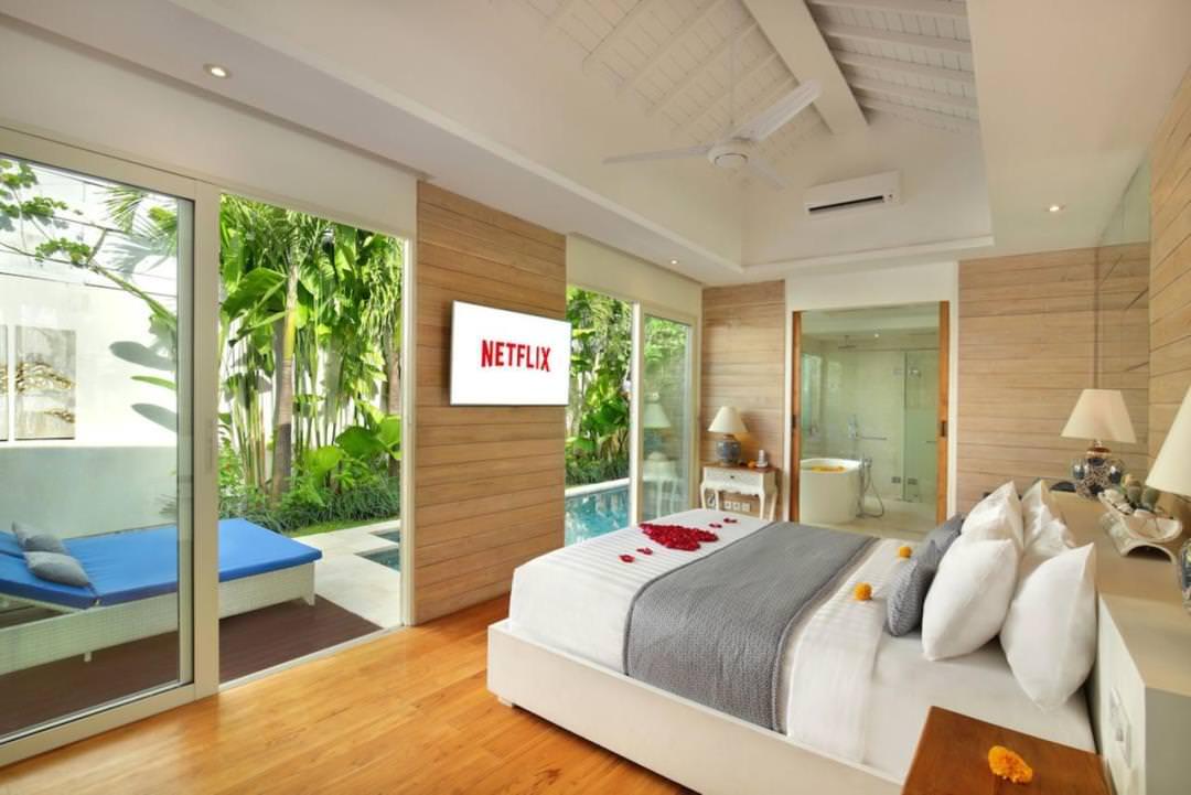 Bali Honeymoon Packages, Private Pool Villa