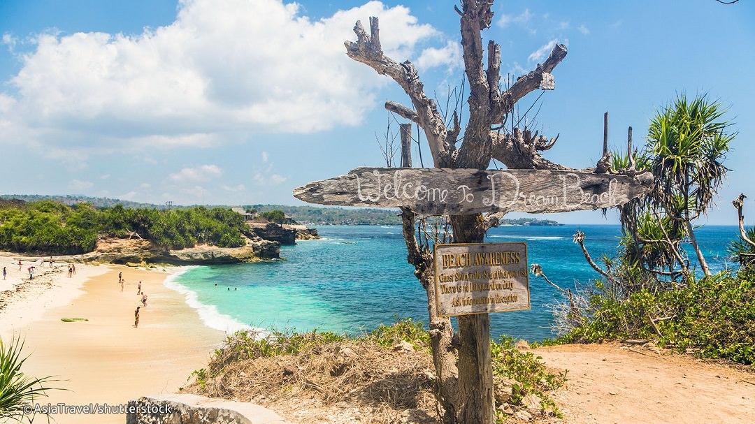 Paket Wisata Dream Beach Bali