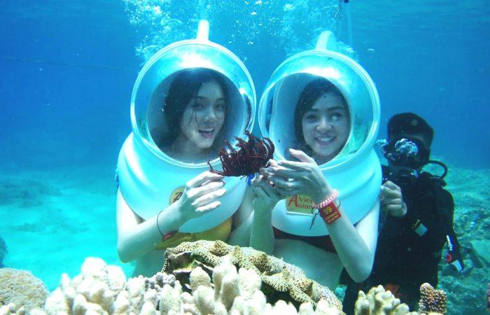 Sea Walker Murah di Bali