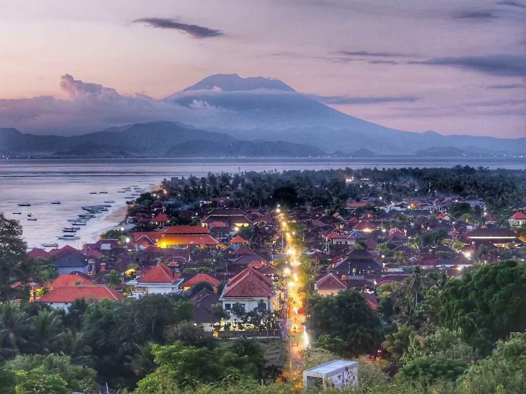 Bukit Langit di Bali