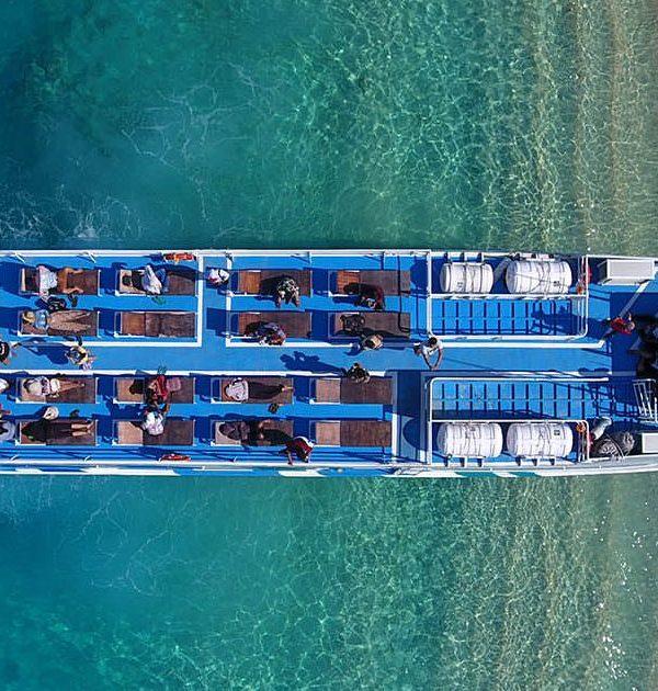 Kapal Patagonia Express Bali