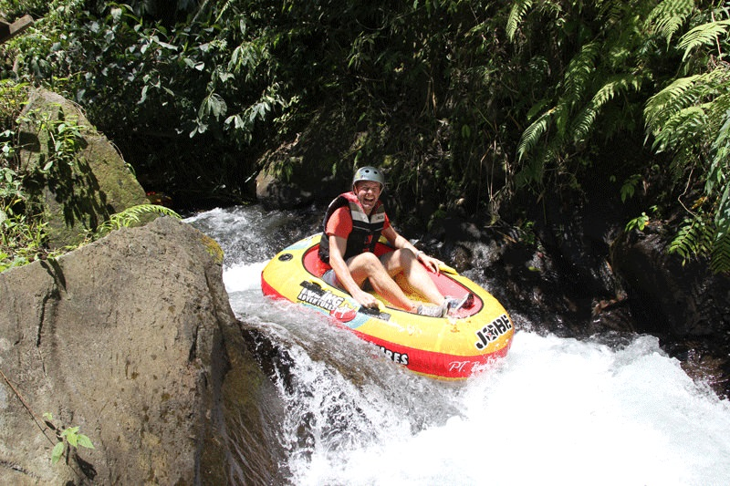River Tubing Canyon Tour