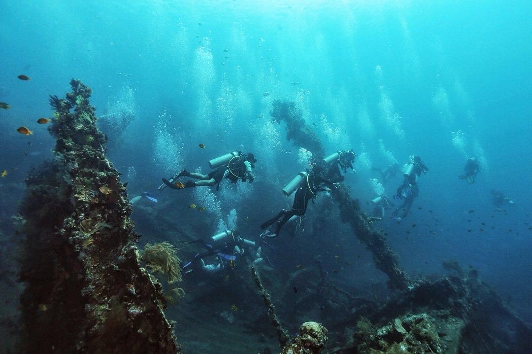 Scuba Diving Tulamben Bali Price