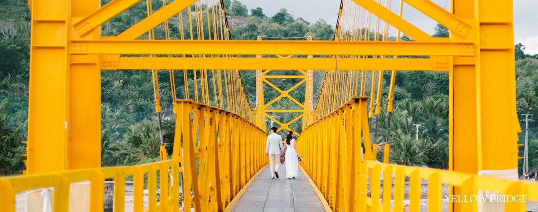 Jembatan Terkenal di Nusa Lembongan